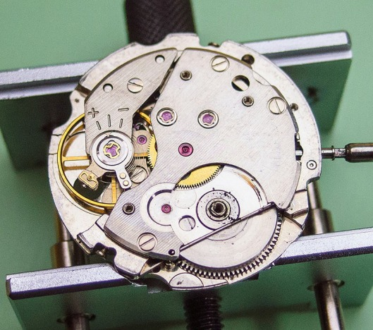 Seiko 6306 disassembly
