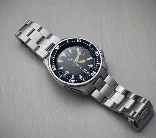SKX coin edge bezel