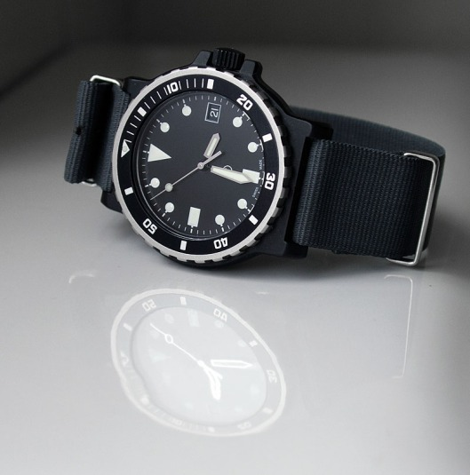 PVD divers watch