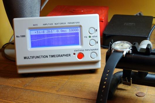 Silverwave timegrapher