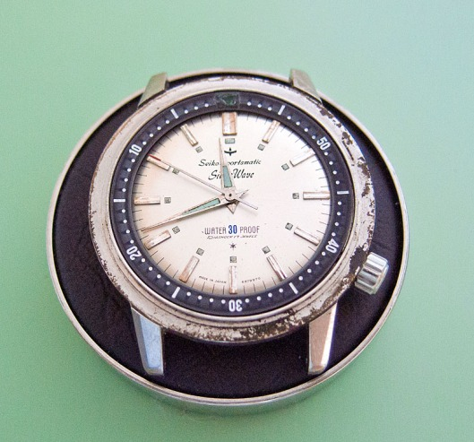Seiko Water 30 Proof