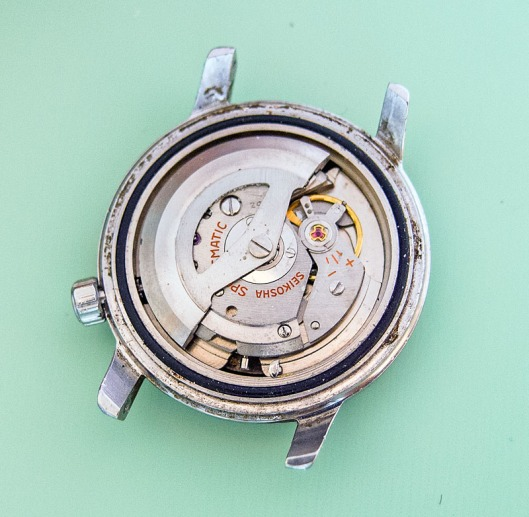 Seiko Sportsmatic movement
