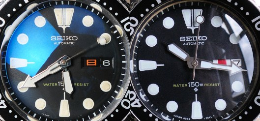 6309 authentic vs aftermarket dial