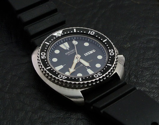 Seiko 6309 finished