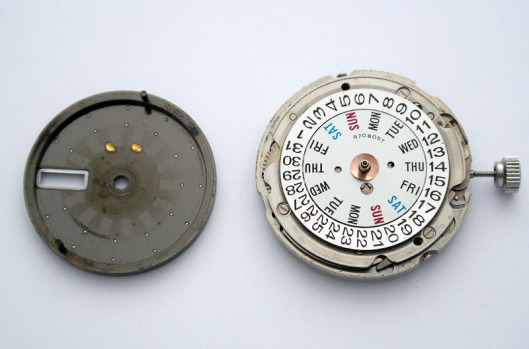 Bellmatic calendar wheels