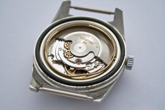 ETA 2472 Silvana divers watch