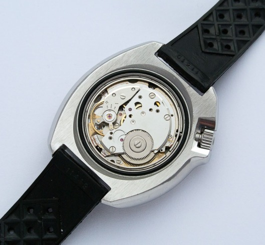 Seiko 6105-8119 movement