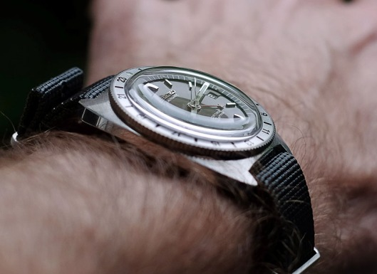 Seiko 6117-8000 Timefactors NATO