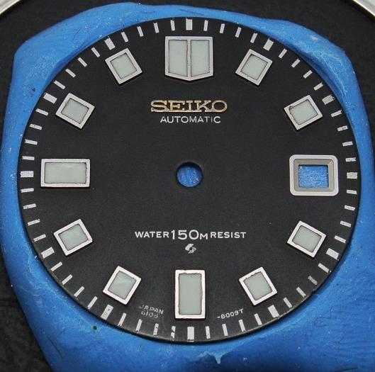 Relumed 6105 dial