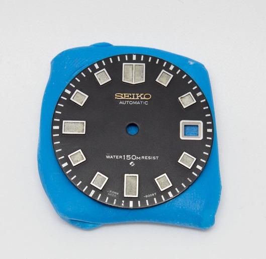 Seiko 6105 dial