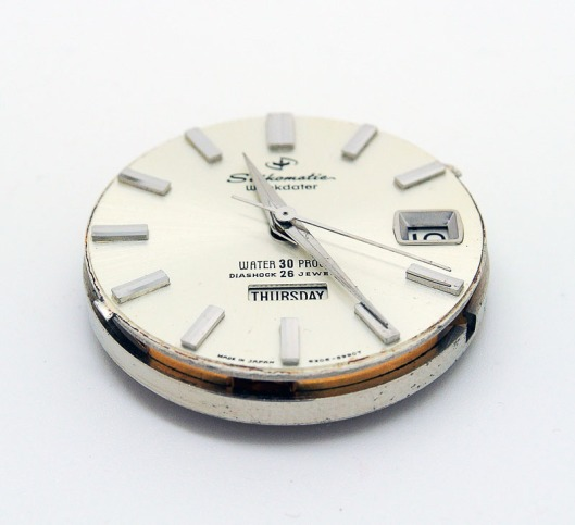 6206 dial and movement