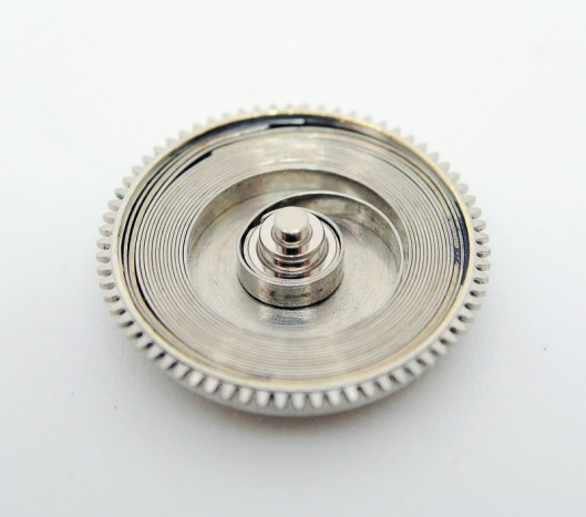 6206A barrel and mainspring