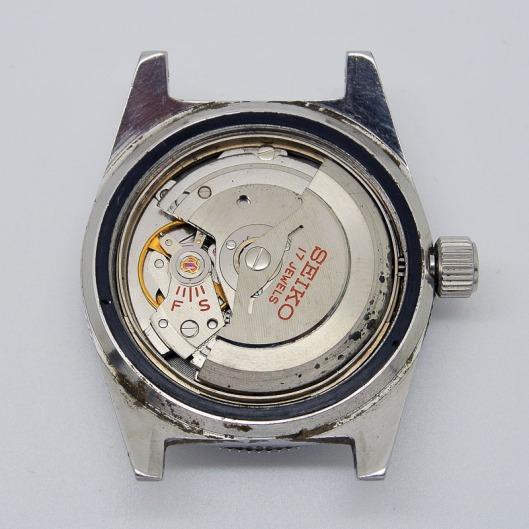 Seiko 6217A movement