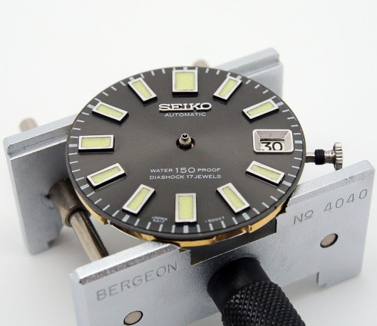 Seiko 62MAS dial