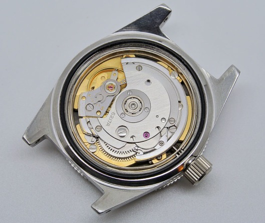 Seiko 6217-8001 movement