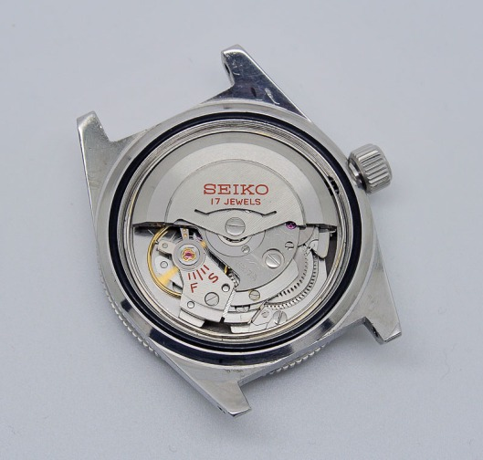 Seiko 62MAS movement