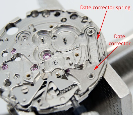 2205 date corrector