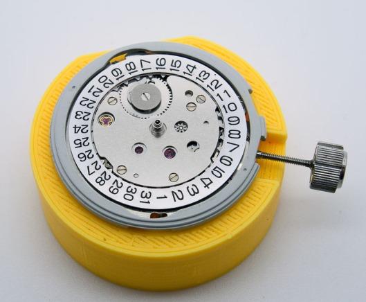 Seiko 6105 dial ring