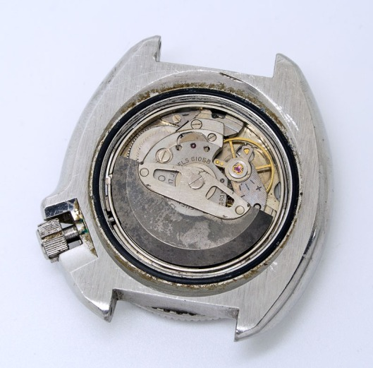Seiko 6105B before