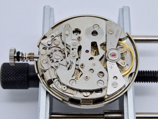 Replacement chrono bridge