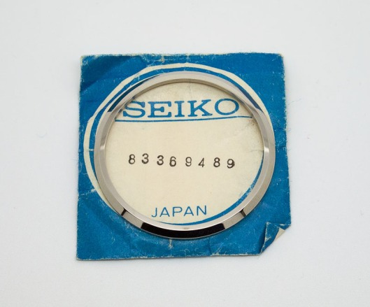 Seiko 6119 bezel