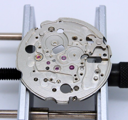 Seiko 6119 mainplate