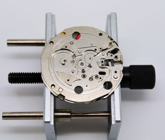 Seiko 4822A mainplate