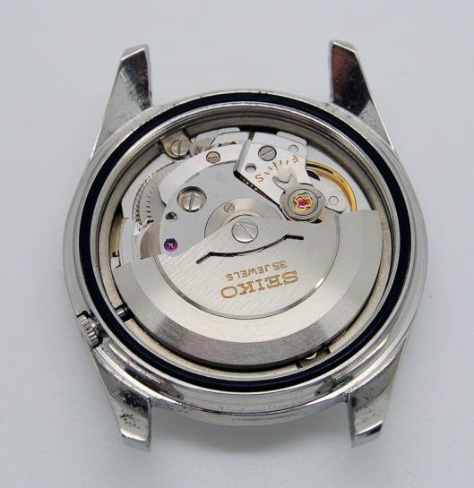 35 jewel rotor