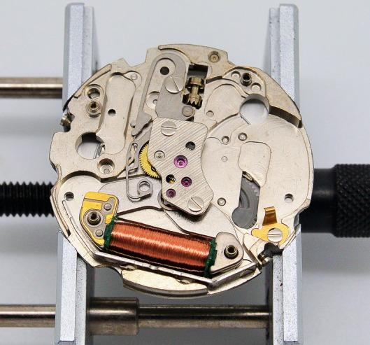 Seiko 7548 coil