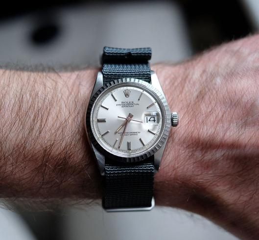 Rolex 1603 wrist