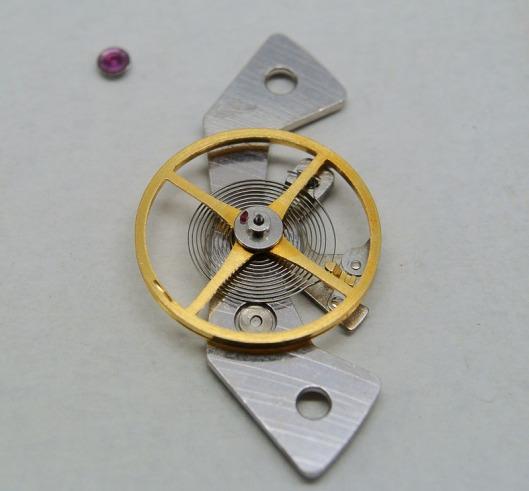 4502A balance assembly