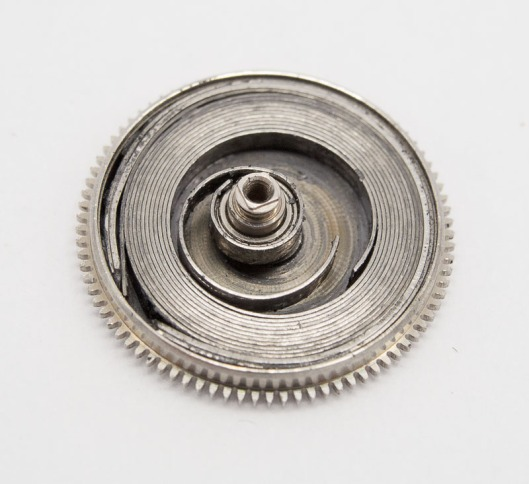 Broken mainspring