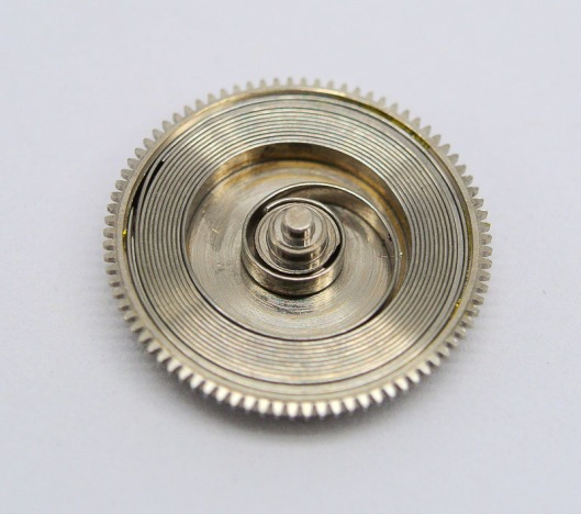 New mainspring