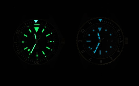 Lume comparison one