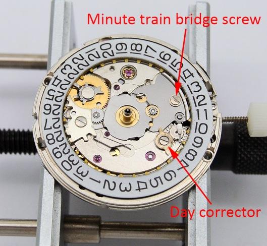 Minute train bridge