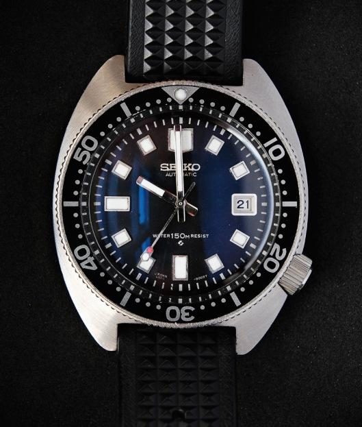Seiko 6105GS diver