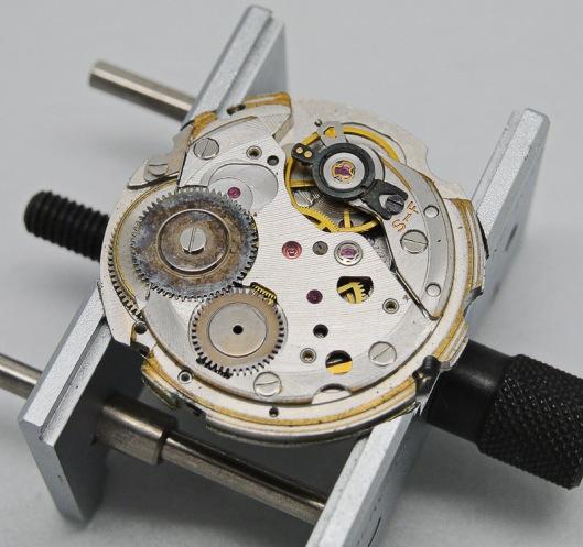 Seiko 6146A balance