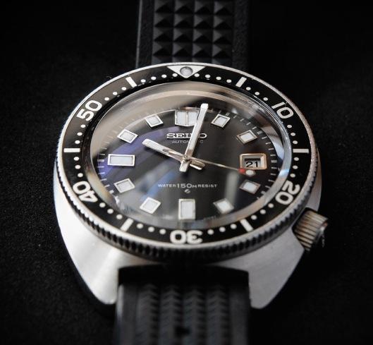 Seiko 61GS diver