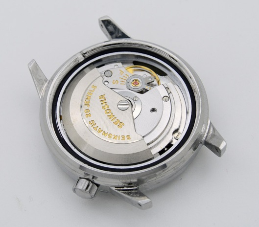 Seiko Silver Wave 603