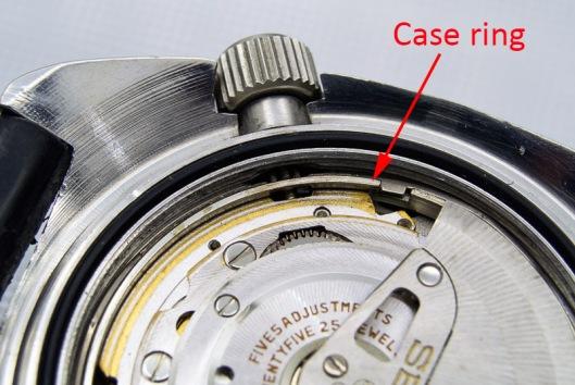 Case ring