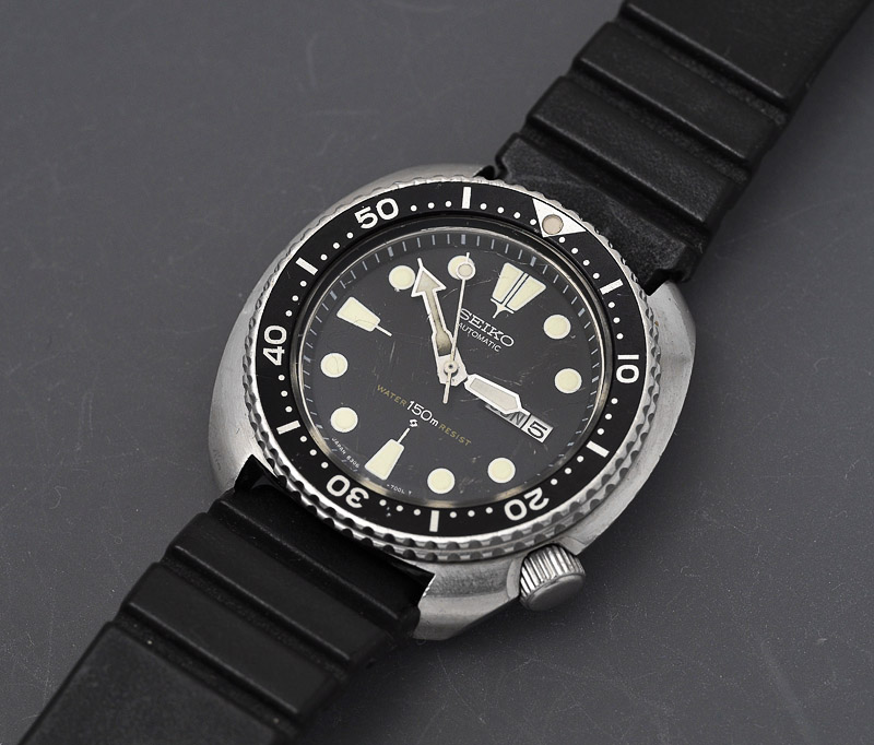 7966ec862d5d1 Natural selection  A Seiko 6306-7001 from 1979