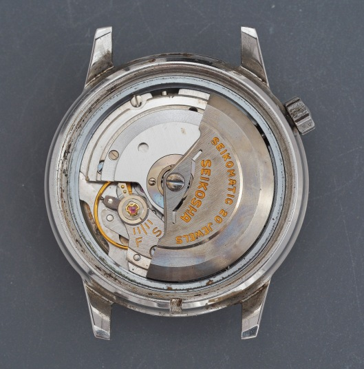 Seiko 603 movement