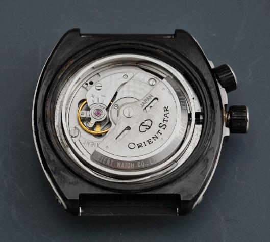 Orient autowinder mechanism